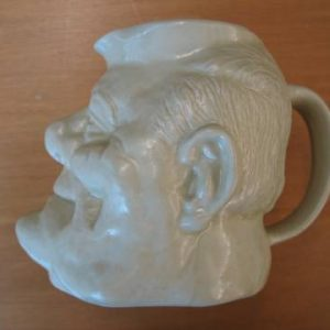 Robert Muldoon toby jug