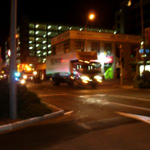 ... and finally across Wakefield St© Copyright Museum of New Zealand Te Papa Tongarewa, 2008