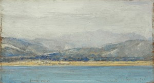 Tom Roberts, Hutt Valley, 1900