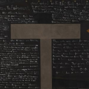 Colin McCahon, A Letter to Hebrews, 1979