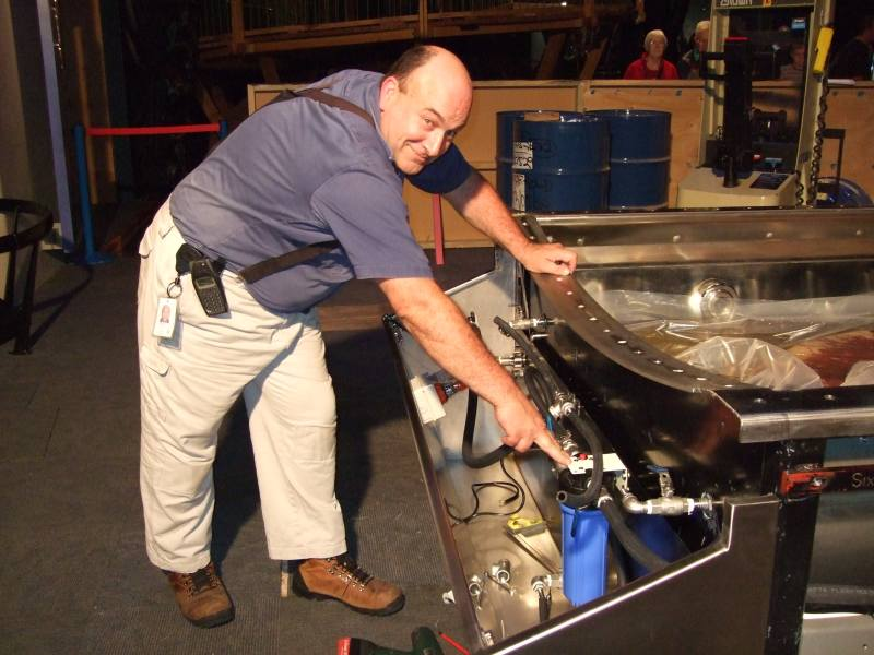 Don installing a second pump system in the squid tank