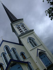 St marys Church, February 2009