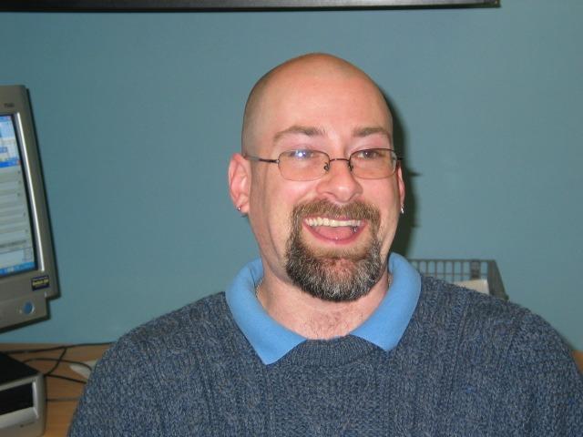 Chris Fletcher, Rights Officer