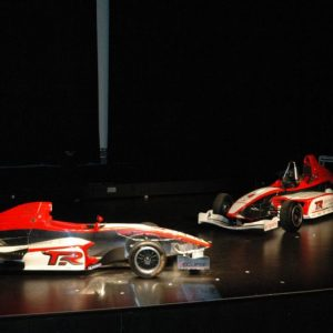 Single seater is on the left. © Te Papa, 2009.