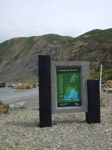 Te Kopahou Reserve, South Coast, Wellington