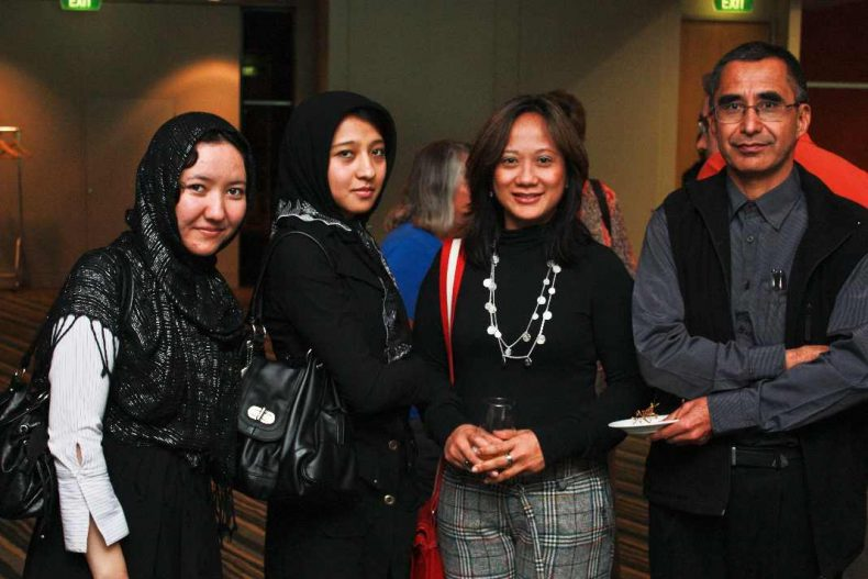 Guests from Christchurch
