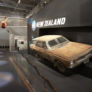 HQ Holden station wagon, 1991, by Jeff Thomson. Image © Te Papa.