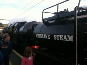 New Zealand Railways K900  on the Overlander