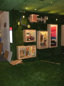 Explore everyday objects through the years in Home-grown. Copyright Te Papa, 2010.