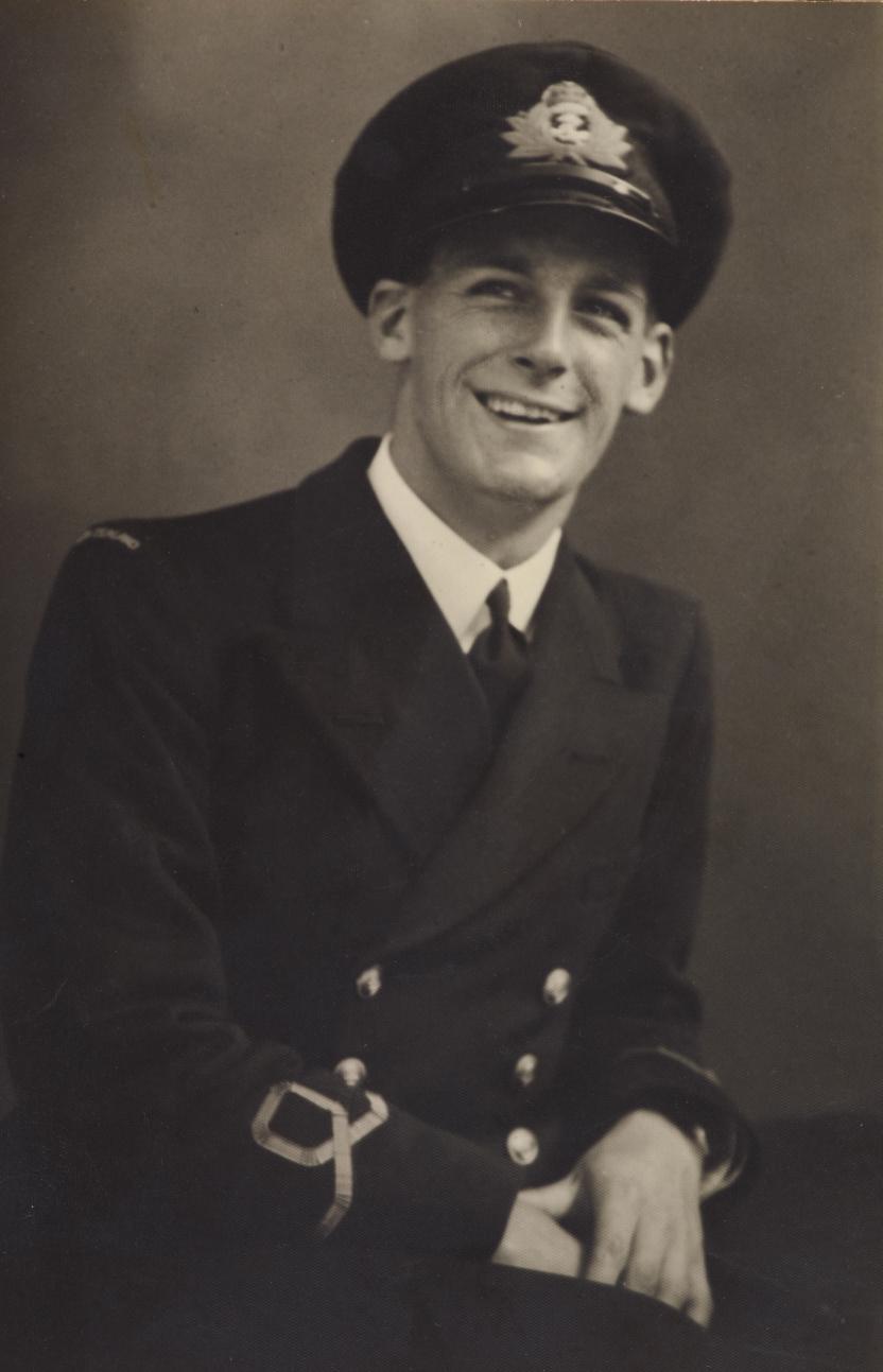 Bruce Donald, 1945