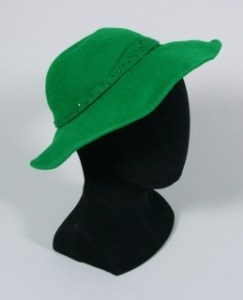 PC2448-1 Hat worn to the races during the 1953-54 royal visit