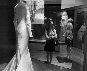 An artful shot of the exhibition. Photo: Michael Hall, Te Papa