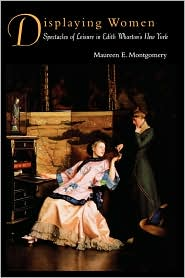 Cover of Displaying Women by Maureen Montgomery. Published 1998.