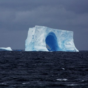 ICeberg. Photo Anton van Helden, copyright Te Papa