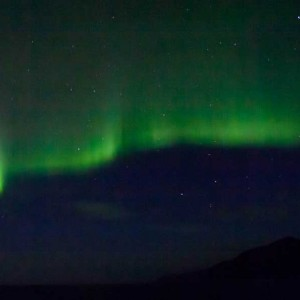 Aurora australis. Photo WWF.