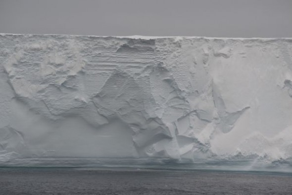 The Ross Iceshelf.