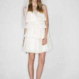 Wedding dress from Lanvin's 2008 Resort Collection from Style.com