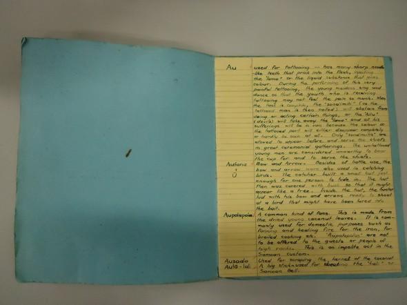 Malifa handbook; FE010588; Te Papa