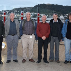 Te Papa taxonomists whos work was instrumental in describing over 80% of the animal groups for New Zealand