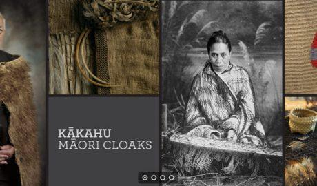 Kakahu online Maori cloaks