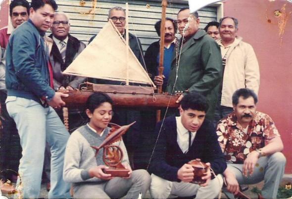 Mafutaga Tupulaga Tokelau from Porirua 1984