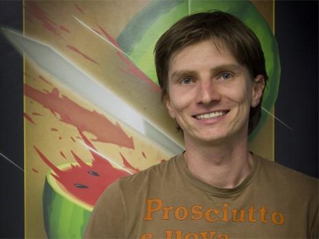 Luke Muscat from Halfbrick (Australia)