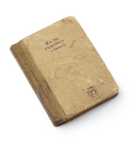 FE012543; O le Tusi FAALUPEGA o Samoa; 1981; Malua Printing Press; printing paper; Samoa Islands