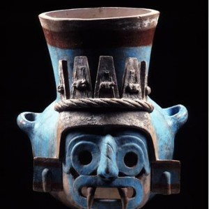 Tlaloc, Aztec God of Rain