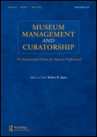 Museum Management and Curatorship, 27:1, 53-66.
