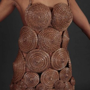 Powelliphanta Pine by Sally Spackman, 2012. World of WearableArt.