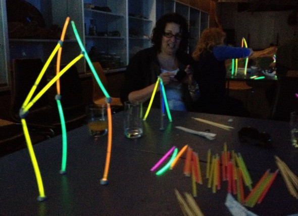 building light sculptures 3