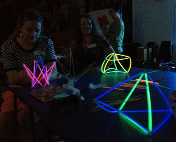 building light sculptures 4