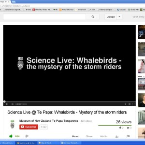 Science Live on YouTube