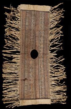 Tiputa (poncho) 1800s