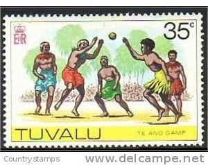 tuvalu stamp