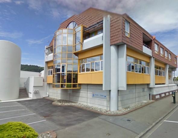 Te Papa's Tory St building. © Google.
