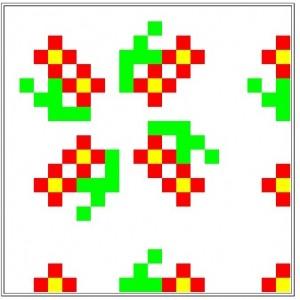 Motif - 1/4 turn