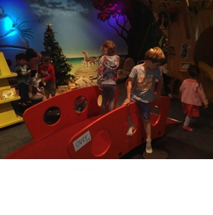 Exploring the space; Photographer: Premier Preschool, © Premier Preschool