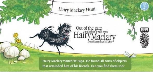 Hairy Maclary Hunt; Photographer: Te Papa, © Te Papa