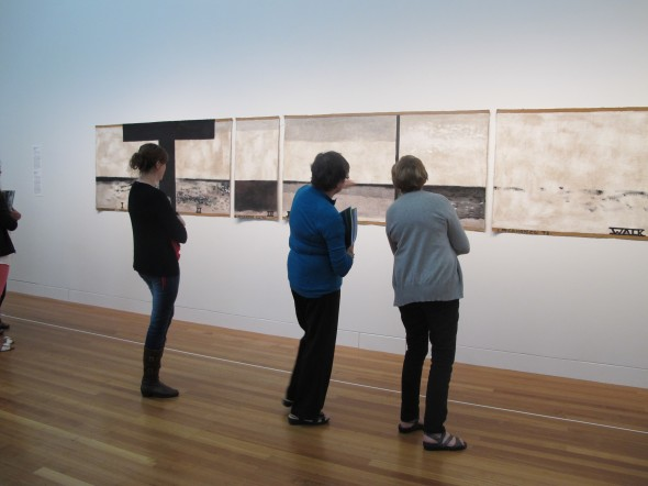 Looking closely at Walk (Series C), Photographer: Te Papa and Lisa Terreni,  © Te Papa and Lisa Terreni