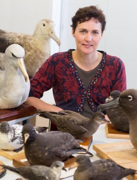Dr Susan Waugh. Photographer: Norm Heke © Te Papa