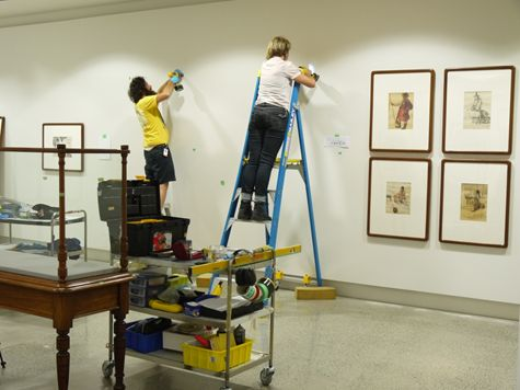 Getting there…come along from this Saturday, 22 March 2014, to see the end result…