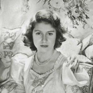 Princess Elizabeth, 1943.  Cecil Beaton.  Bertram Park Collection, The British Postal Museum & Archive, London