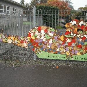 Southend Kindergarten's Kaitiaki, Photographer: Donna Hewison, © Southend Kindergarten
