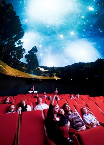 Carter Observatory - Pelorus Trust Planetarium, Photographer: Carter Observatory, © Carter Observatory