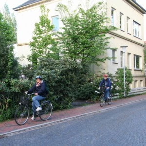cycling in Oldenburg