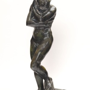 Auguste Rodin Eve 1881. Private Collection