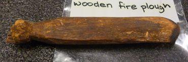 Waniwani (fire making stick) from Takahe Valley, ME006596