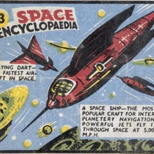 Space encyclopedia 3