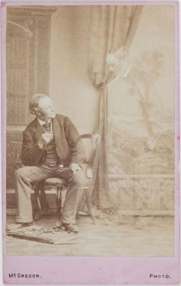 John Buchanan, 1865-1875, Dunedin. John McGregor & Co. Te Papa O.041252